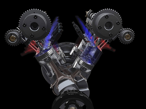 Ford Ecoboost 3.5 – A Really Modern Engine
