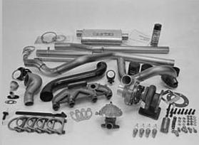 Callaway C1 Turbo Kit image courtesy Callaway Cars